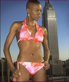 Ebony Haith Where Are The Models Of Antm Now