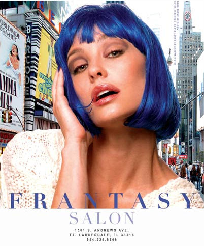 Source: All ANTM / Frantasy Salon