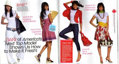 Source: All ANTM / InStyle