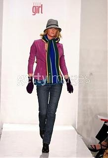 ELLEgirl presents for Spring 2006 fashing show during Olympus Fashion Week (Source: Reality TV Games)