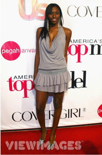"America's Next Top Model 3"" Season Finale (Source: ViewImages)"