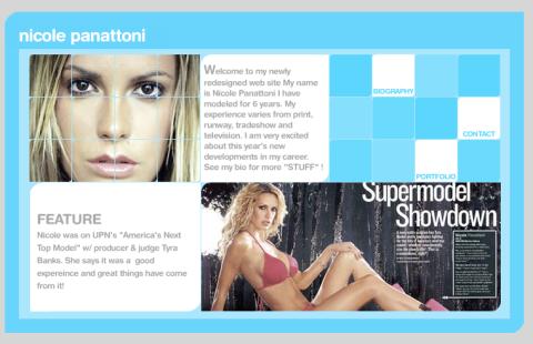 Nicole's Website