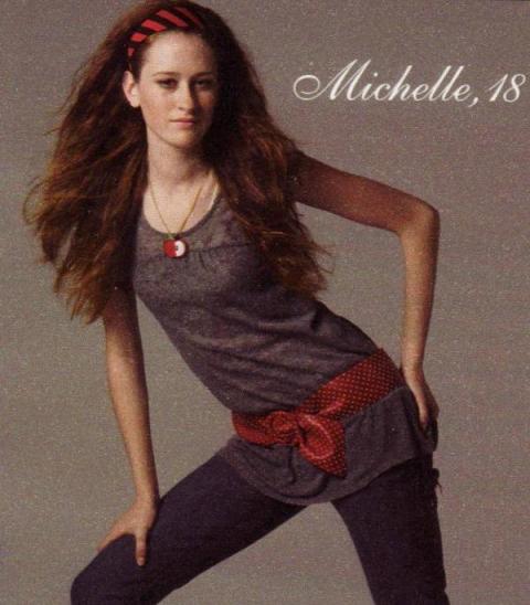 Michelle Babin Nude Photos 67