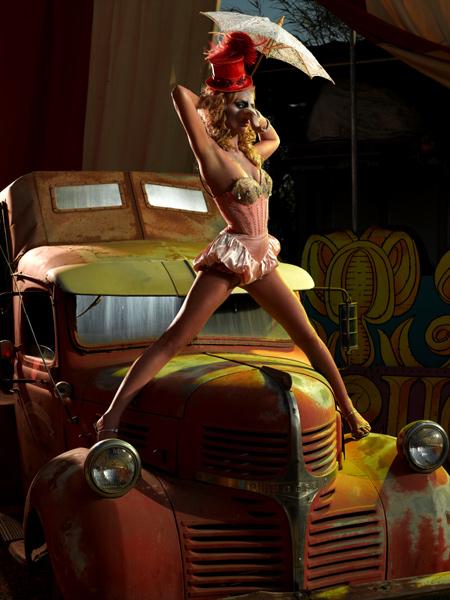 nude model english Caridee