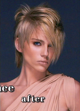 Renee Alway's elimination on America's Next Top Model in 2007 ...