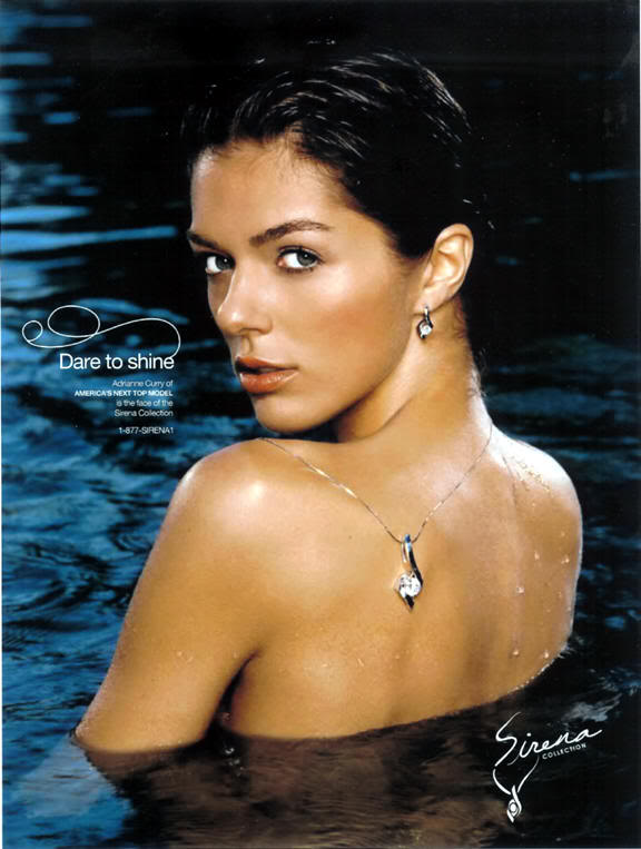 sirena collection adrianne curry | Where are the models of