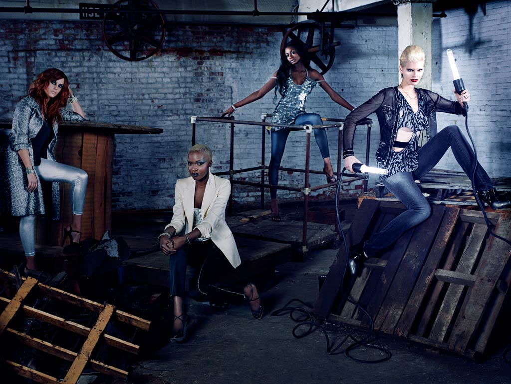 Kortnie Coles   Where are the models of ANTM now?