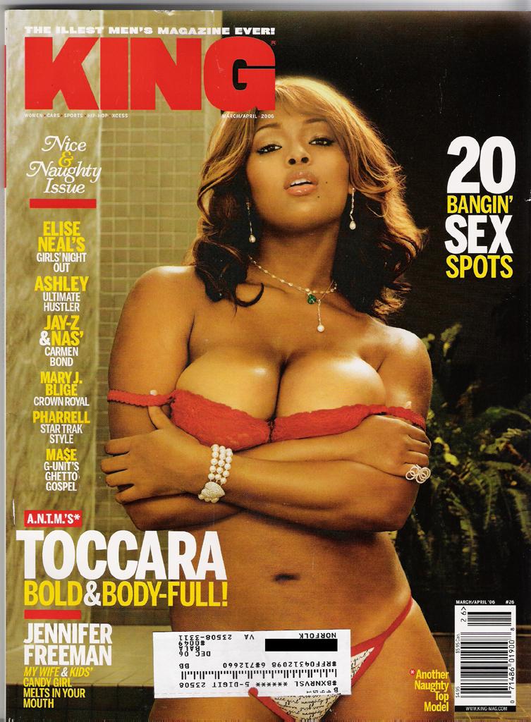 magazine Toccara king