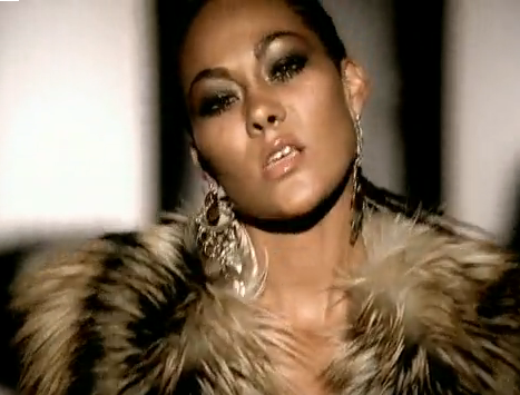 """Jade Cole in Jay-Z's """"Change Clothes"""" Music Video (Dec 09) 