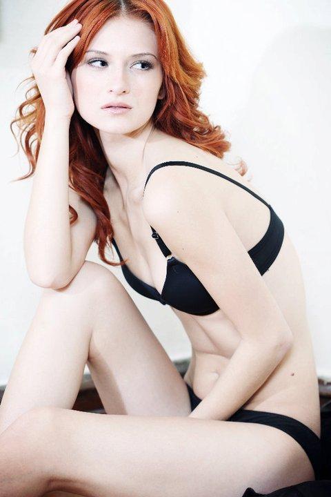 fashion models breast