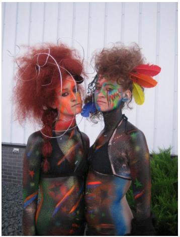 twins hair show 3